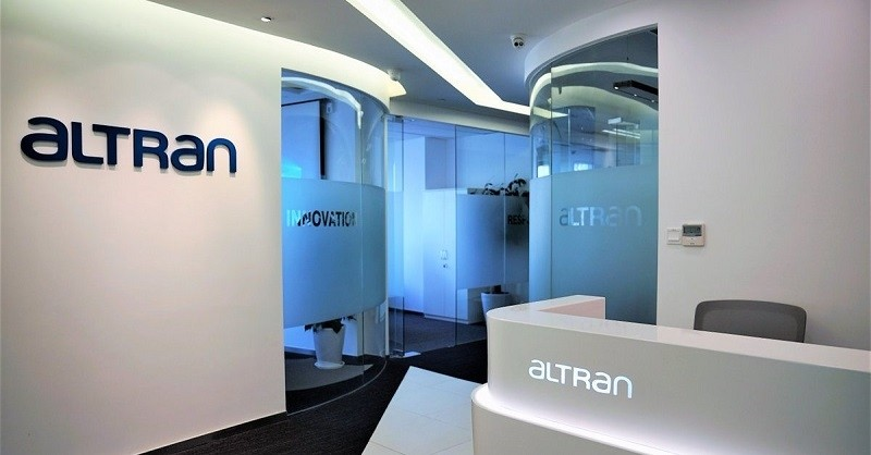 Altran & Lemon Learning